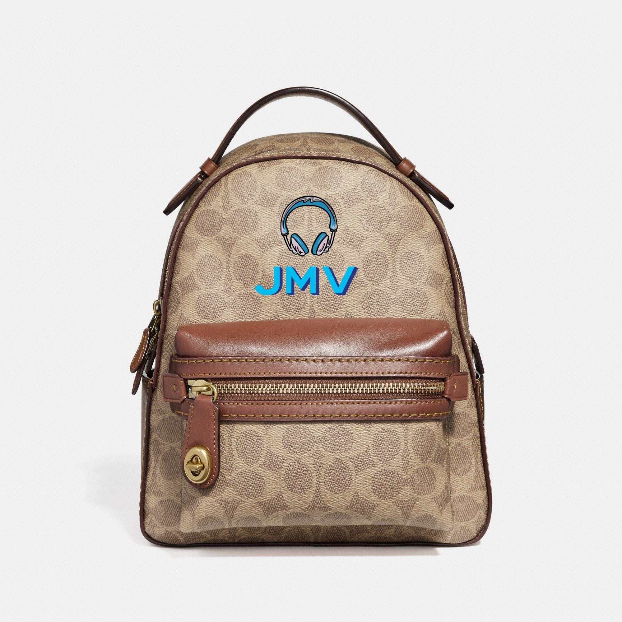 Customize CAMPUS BACKPACK 23 IN SIGNATURE CANVAS
