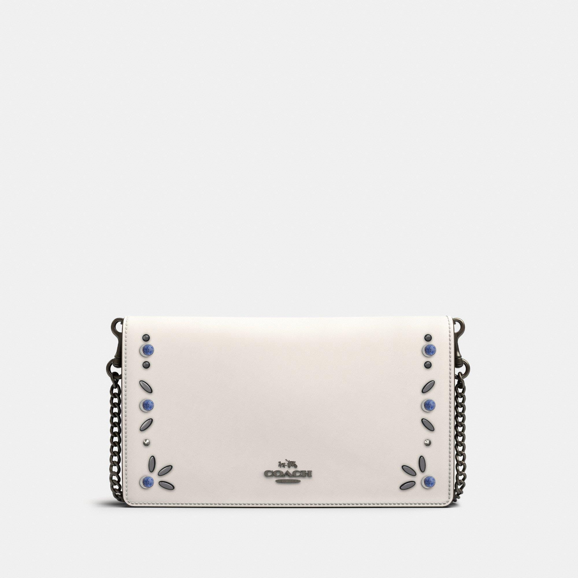 Customize CALLIE FOLDOVER CHAIN CLUTCH