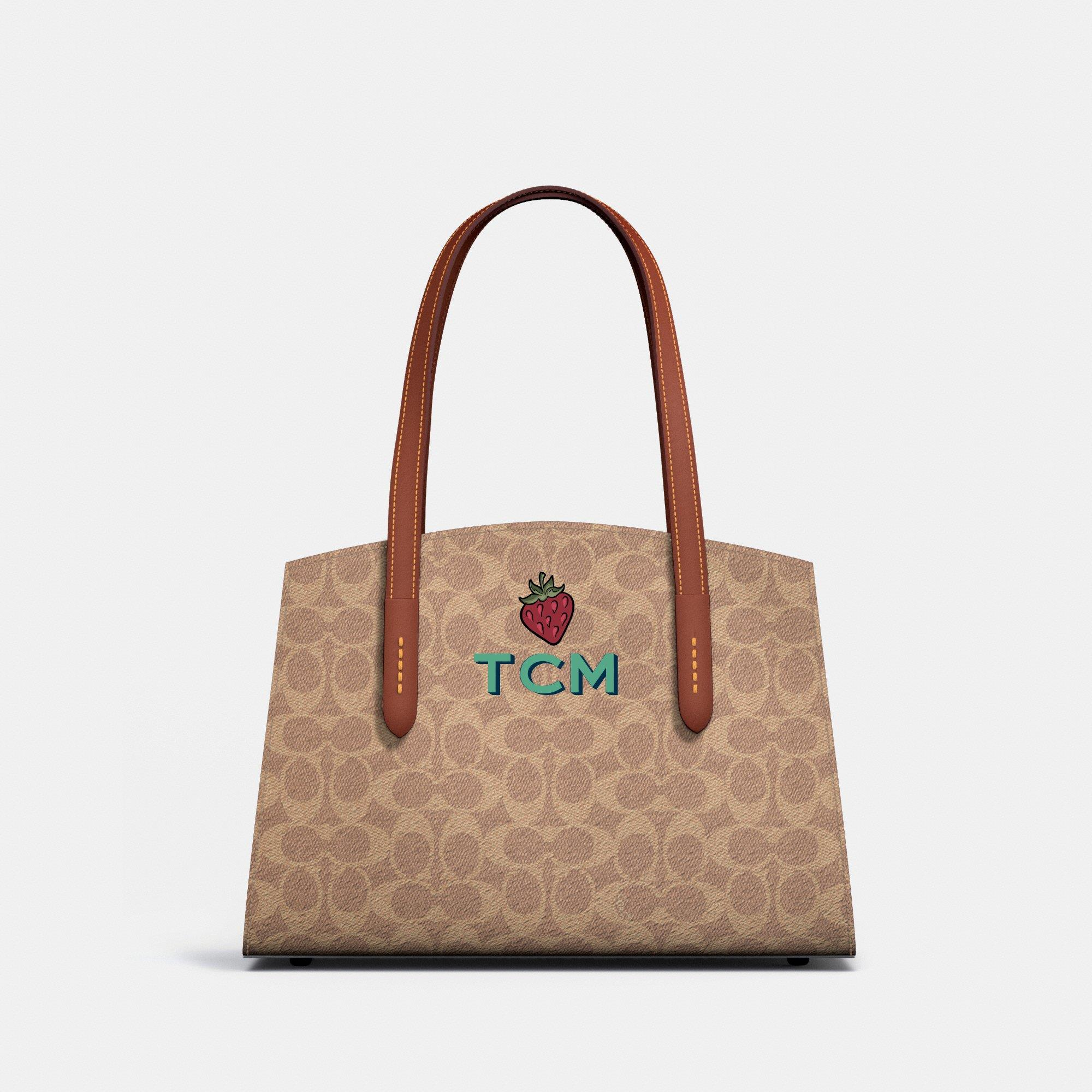 Customize CHARLIE CARRYALL 28 IN SIGNATURE CANVAS